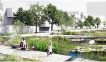 Amiens programme immobilier neuve « Villa Oréa »  (2)