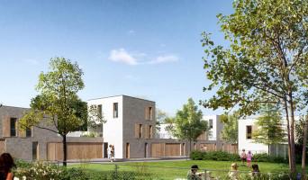 Reims programme immobilier neuve « Plein R »  (3)
