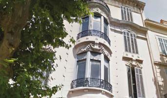 Cannes programme immobilier rénové « Les Patios de Mimont » en loi pinel