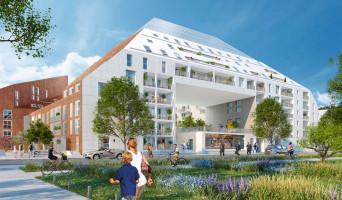 Bordeaux programme immobilier neuve « Rivéo - Cosmopolitain »