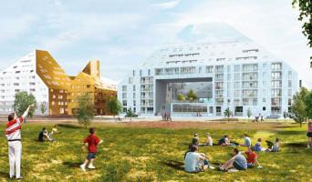Bordeaux programme immobilier neuve « Rivéo - Cosmopolitain »  (2)