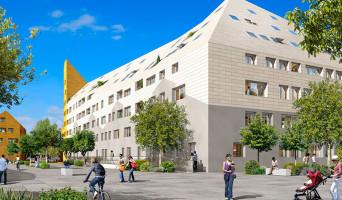 Bordeaux programme immobilier neuve « Rivéo - Cosmopolitain »  (3)