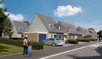 Halluin programme immobilier neuve « Natura Verde »