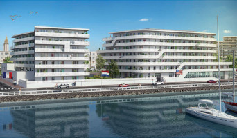 Le Havre programme immobilier neuve « White Pearl »