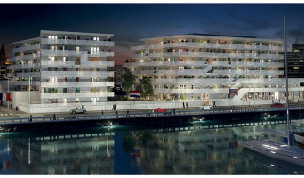 Le Havre programme immobilier neuve « White Pearl »  (2)