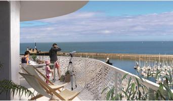 Le Havre programme immobilier neuve « White Pearl »  (3)