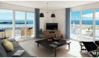 Le Havre programme immobilier neuve « White Pearl »  (4)
