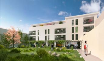 Mont-de-Marsan programme immobilier neuf « Coeur de Ville »
