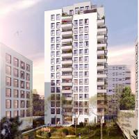 Villeurbanne programme immobilier neuve « Villenciel »