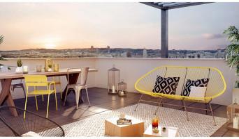 Villeurbanne programme immobilier neuve « Villenciel »  (2)