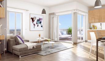 Villeurbanne programme immobilier neuve « Villenciel »  (3)