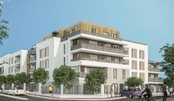 Livry-Gargan programme immobilier neuve « Carré Aubépines »