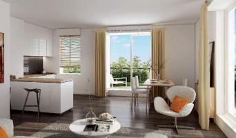 Livry-Gargan programme immobilier neuve « Carré Aubépines »  (3)