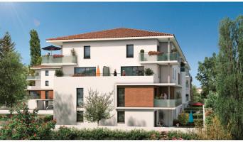 Cugnaux programme immobilier neuve « Vimona »  (2)