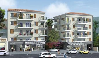 Le Cannet programme immobilier rénové « Les Nabis » en loi pinel