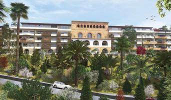 La Londe-les-Maures programme immobilier neuve « Domaine Safran Astrolabe » en Loi Pinel