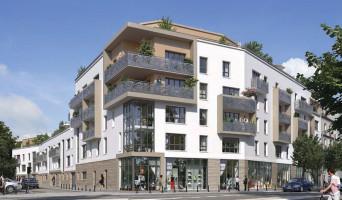 Saint-Denis programme immobilier neuve « Programme immobilier n°211563 »