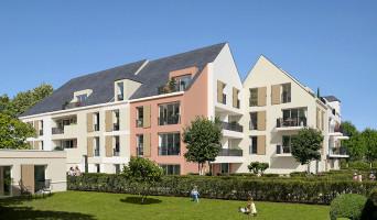 Beauvais programme immobilier neuve « Le Clos de l'Horloge » en Loi Pinel