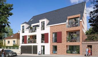 Beauvais programme immobilier neuve « Le Clos de l'Horloge » en Loi Pinel  (2)