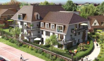 Tourcoing programme immobilier neuve « Les Villas My'Art »