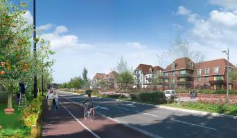 Tourcoing programme immobilier neuve « Les Villas My'Art »  (3)