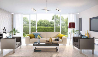 Tourcoing programme immobilier neuve « Les Villas My'Art »  (4)