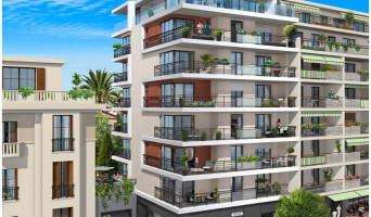 Antibes programme immobilier neuve « Zenith » en Loi Pinel  (2)