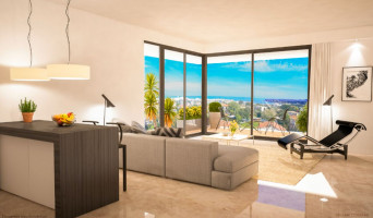 Antibes programme immobilier neuve « Zenith » en Loi Pinel  (3)