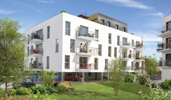 Haubourdin programme immobilier neuve « Le Capitole » en Loi Pinel  (2)