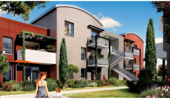 Toulouse programme immobilier neuve « Soïa »