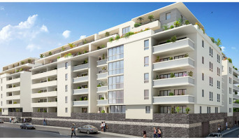 Marseille programme immobilier neuve « Village Méditerranée » en Loi Pinel  (2)