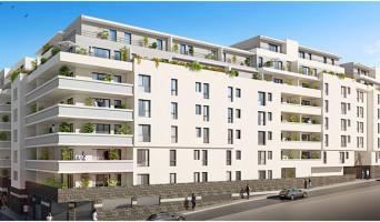 Marseille programme immobilier neuve « Village Méditerranée » en Loi Pinel  (3)