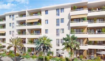 Marseille programme immobilier neuve « Village Méditerranée » en Loi Pinel  (4)