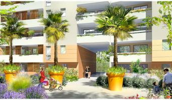 Marseille programme immobilier neuve « Village Méditerranée » en Loi Pinel  (5)