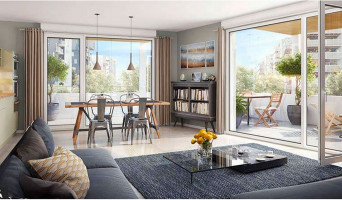 Bordeaux programme immobilier neuve « Dédicace - Ginko »  (4)