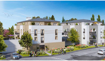 Breuillet programme immobilier neuve « Les Terrasses de Breuillet »