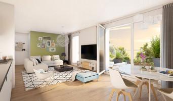 Breuillet programme immobilier neuve « Les Terrasses de Breuillet »  (2)