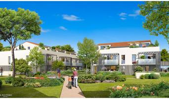 Tournefeuille programme immobilier neuve « Le Rivage »
