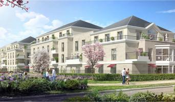 Saint-Cyr-sur-Loire programme immobilier neuve « Allées Royales by Central Parc »