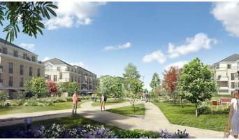 Saint-Cyr-sur-Loire programme immobilier neuve « Allées Royales by Central Parc »  (2)