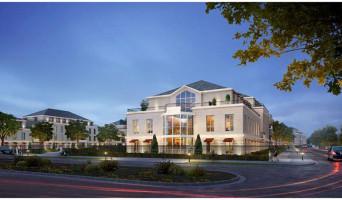 Saint-Cyr-sur-Loire programme immobilier neuve « Allées Royales by Central Parc »  (4)