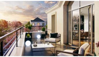 Saint-Cyr-sur-Loire programme immobilier neuve « Allées Royales by Central Parc »  (5)