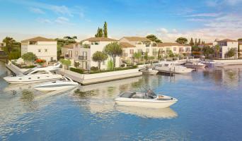 Aigues-Mortes programme immobilier neuve « Marina Corail »