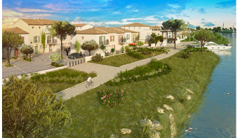 Aigues-Mortes programme immobilier neuve « Marina Corail »  (2)