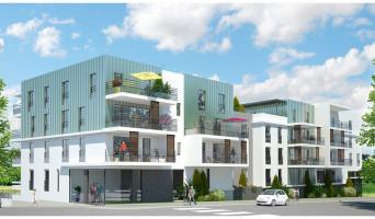 Metz programme immobilier neuve « Villa Novéa »