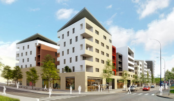 Metz programme immobilier neuf « Pont de Lumière »