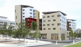 Metz programme immobilier neuve « Pont de Lumière »  (2)
