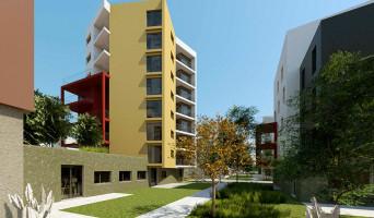 Metz programme immobilier neuve « Pont de Lumière »  (3)