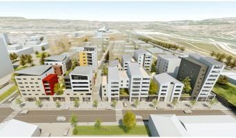 Metz programme immobilier neuve « Pont de Lumière »  (4)