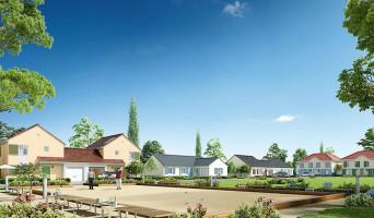 Montardon programme immobilier neuve « Le Domaine de Montardon »